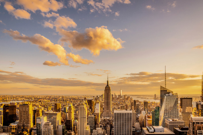 New York City Skyline – Midtown and Empire State Building