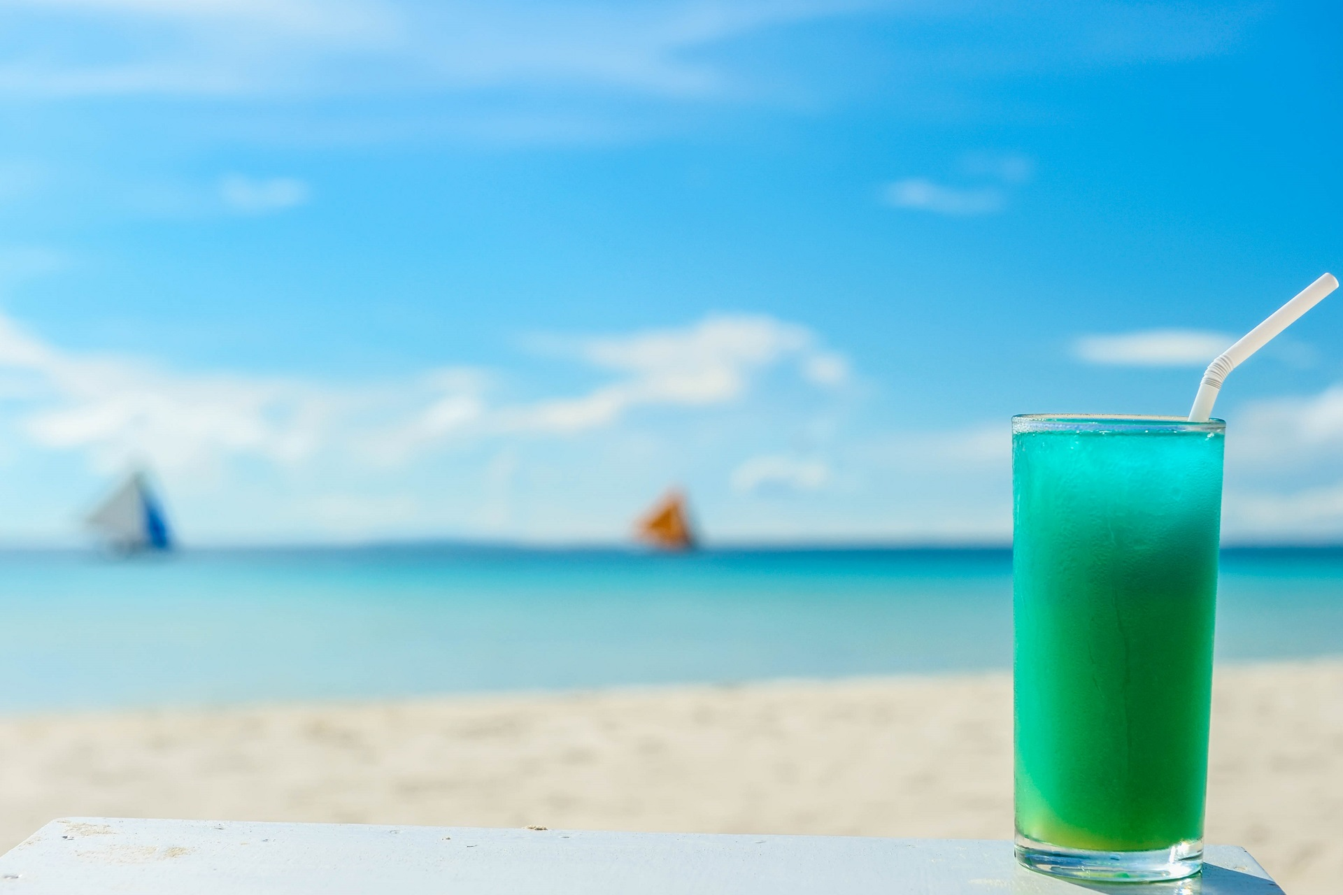 Curacao Tipps, Karibik, Blue Curacao, Cocktail, Beach