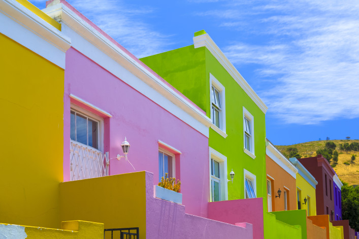 Bo-Kaap Malay Quarter, Cape Town