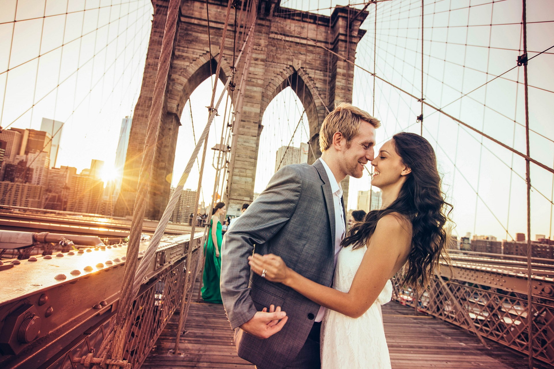 Heiratsantrag in New York