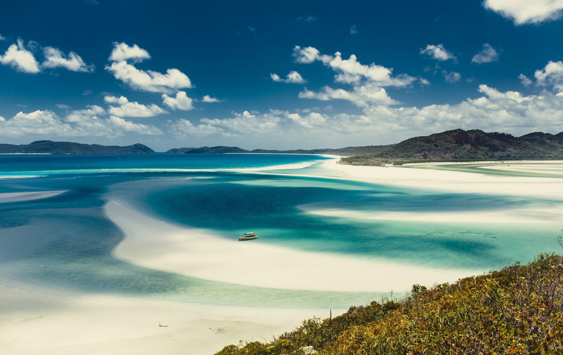 Whitsunday Islands, Whitehaven Beach