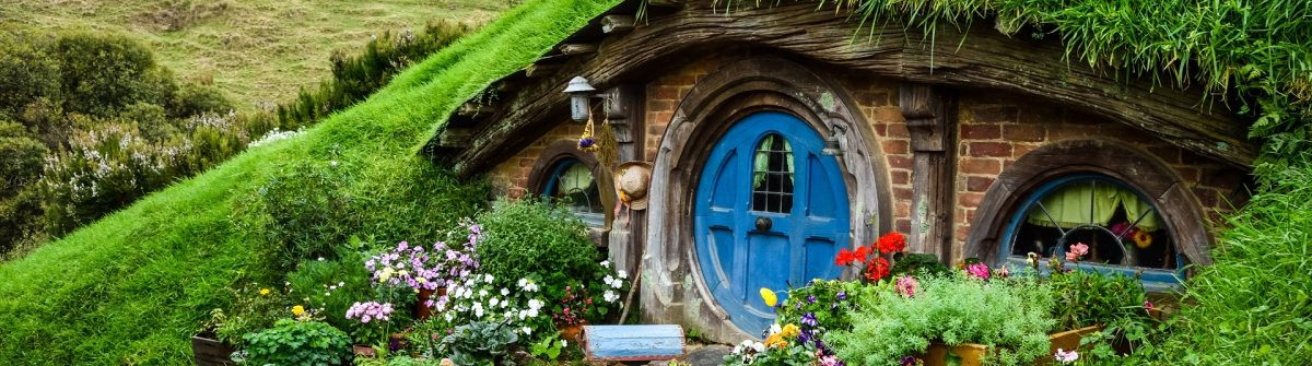 Auckland,New Zealand Hobbiton EDITORIAL ONLY Kritsana Laroque shutterstock_699934159