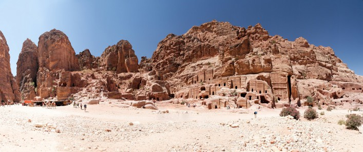 Petra – the red city iStock_000004918103_Large