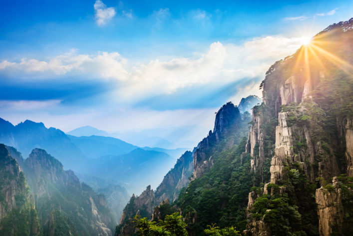 Huangshan (Yellow Mountains)