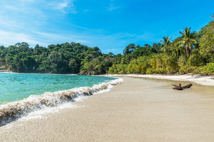 Manuel Antonio, Costa Rica – beautiful tropical beach