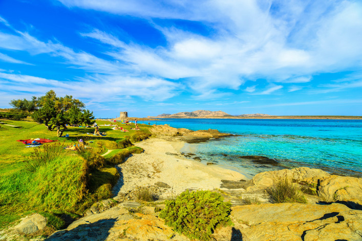 A view of a Stintino beach, Sardinia shutterstock_333510986-2