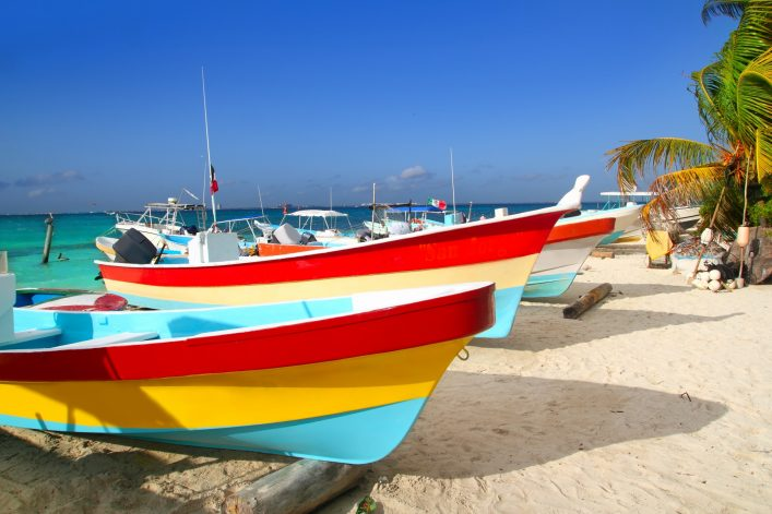 isla mujeres mexico shutterstock_75356824