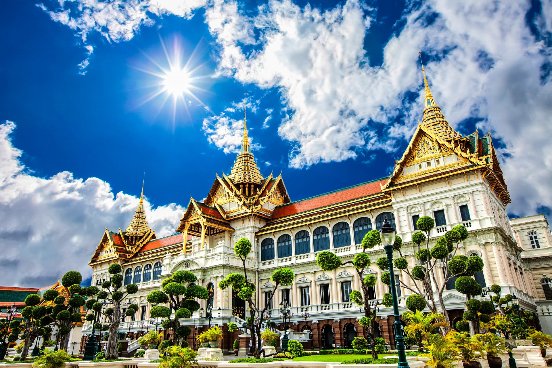 Bangkok Tipps Grand Palace