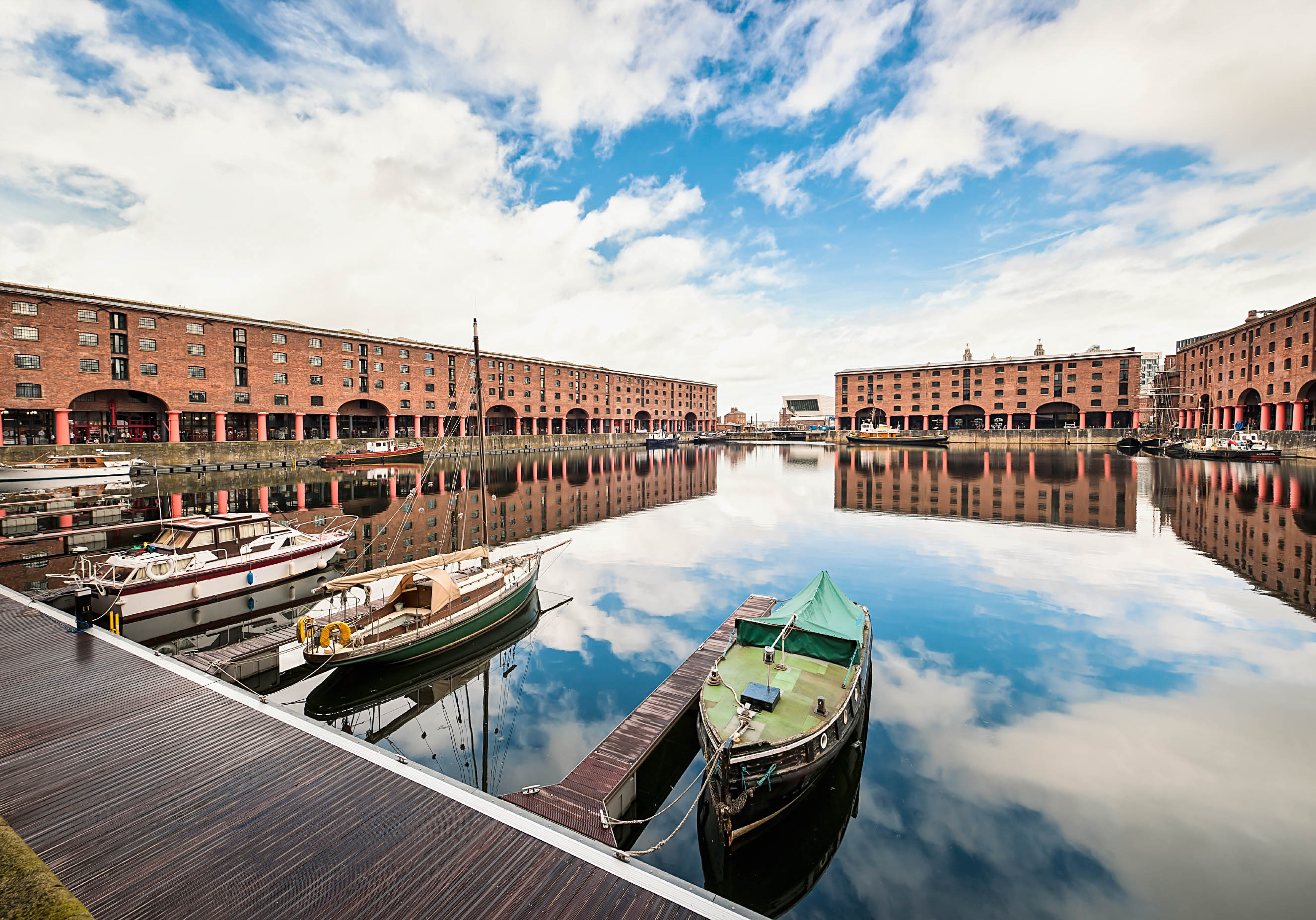 Liverpool Tipps Albert Dock