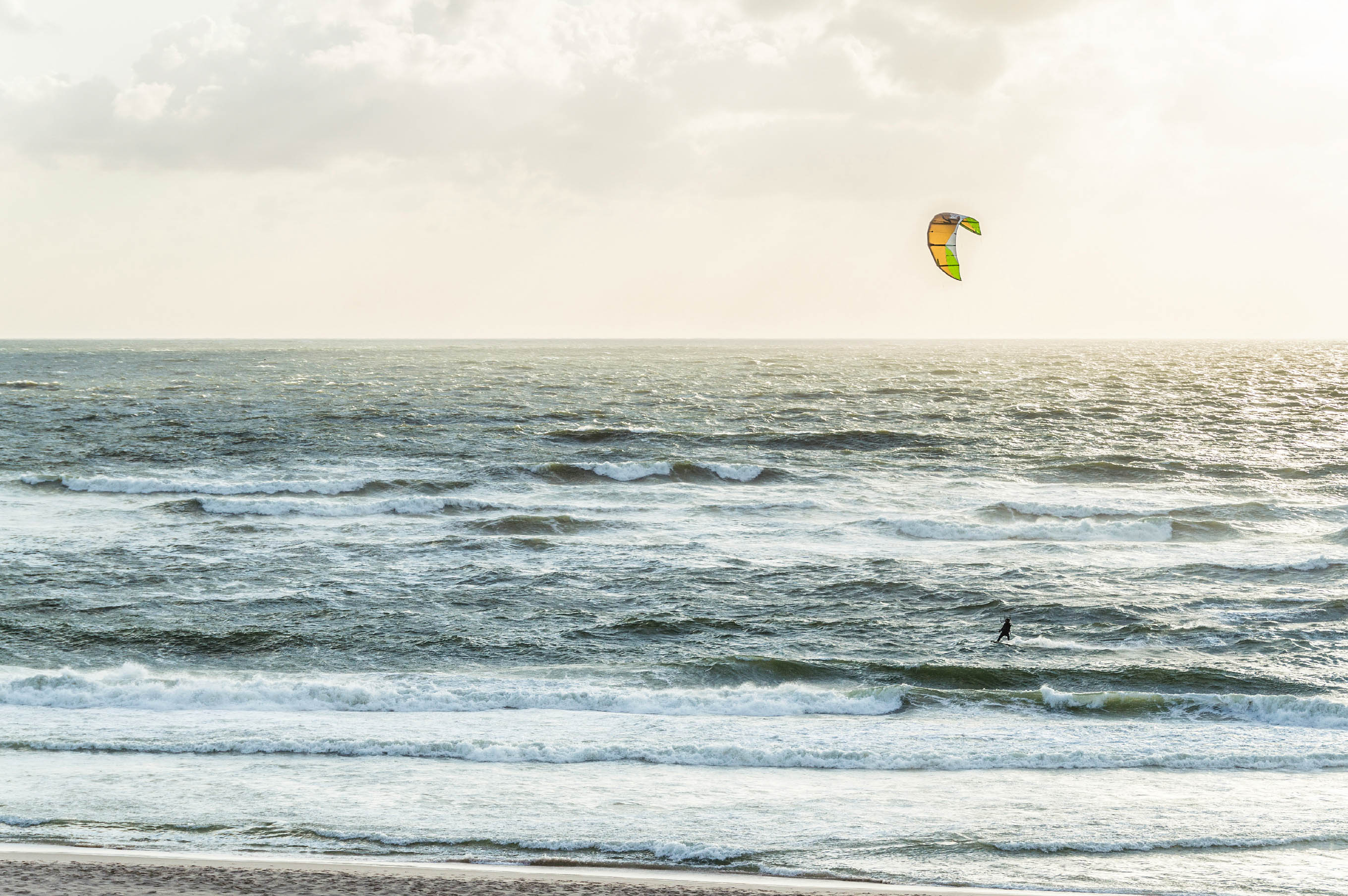 Kite Surfing in Italien, Surfspots in Europa