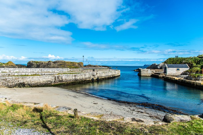 Nordirland Drehorte Game of Thrones Ballintoy