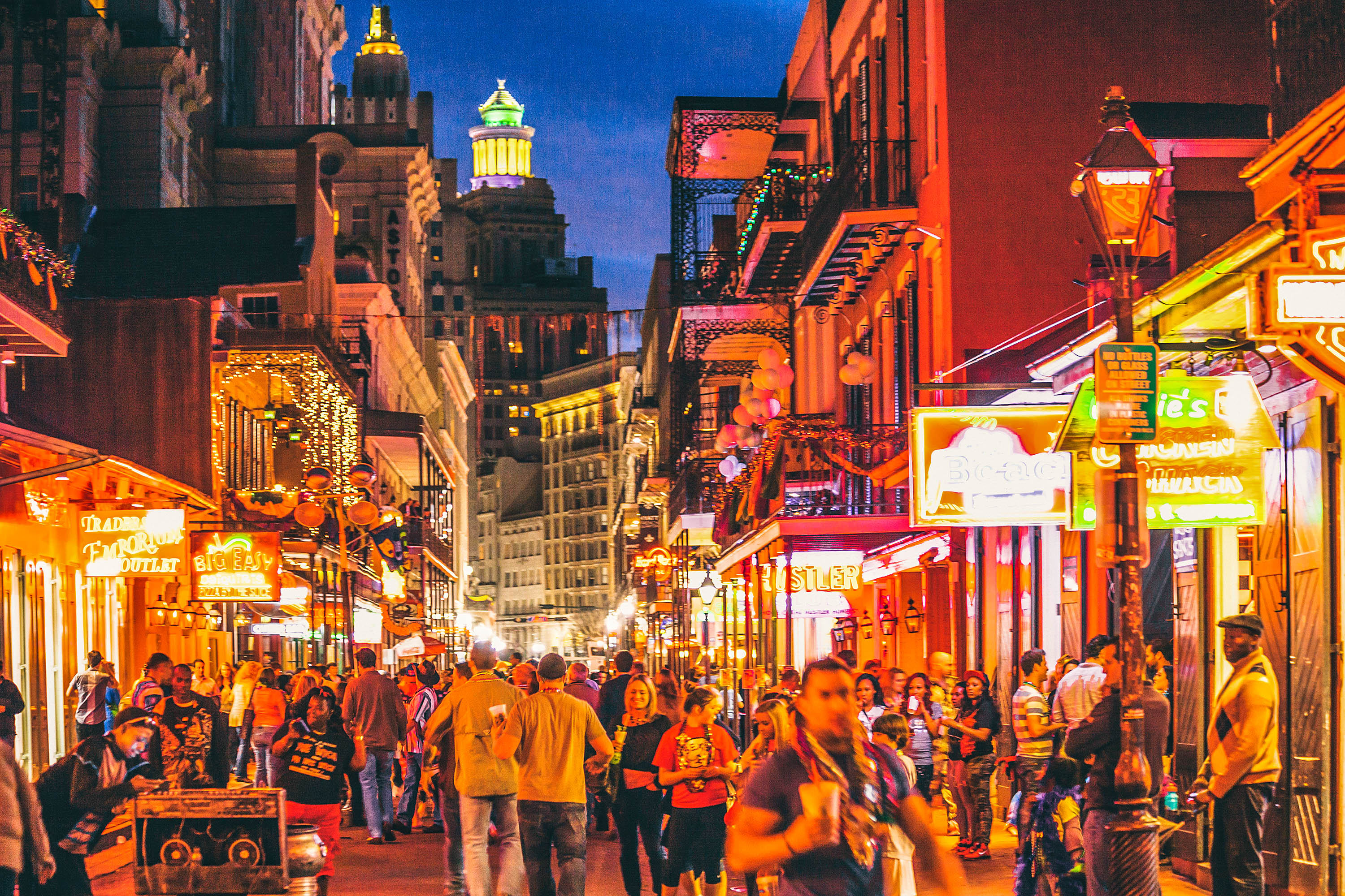 New Orleans Tipps French Quarter Nightlife