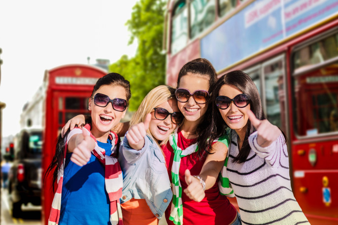 summer holidays, vacation, travel, friendship and people concept shutterstock_296287187-2