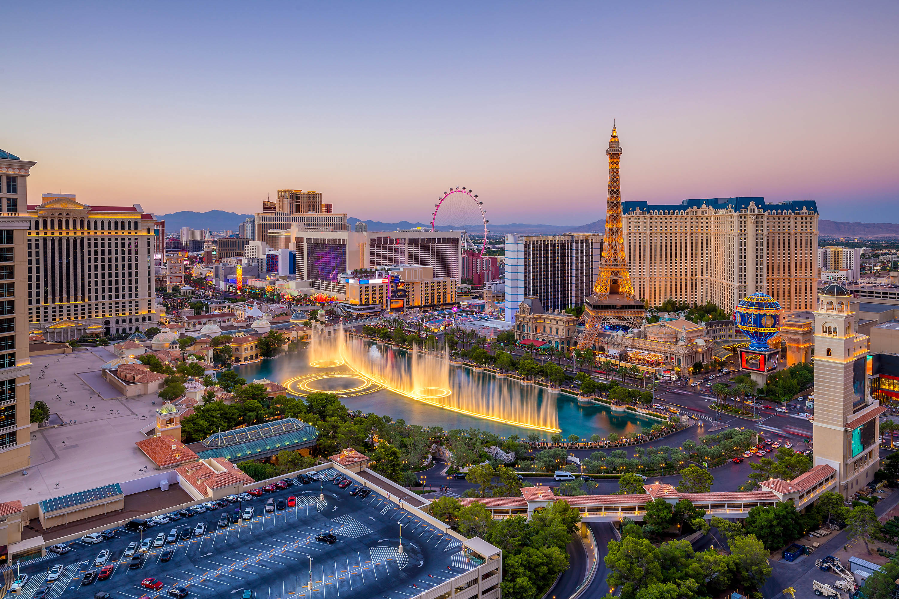 Do and Don'ts in Las Vegas, Tipps