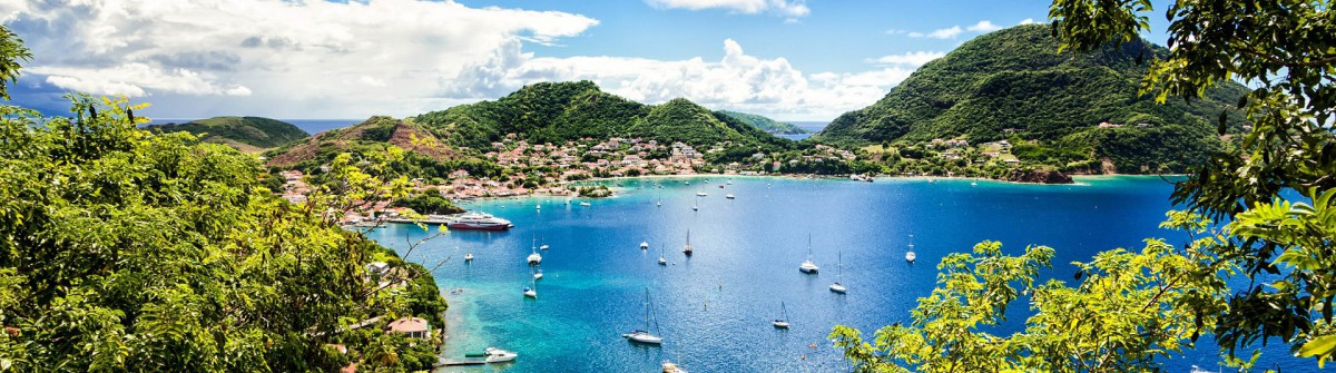 Bay of Terre-Haute, Les Saintes islands, Guadeloupe