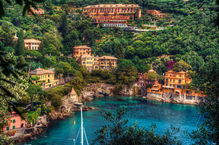 Portofino seaside