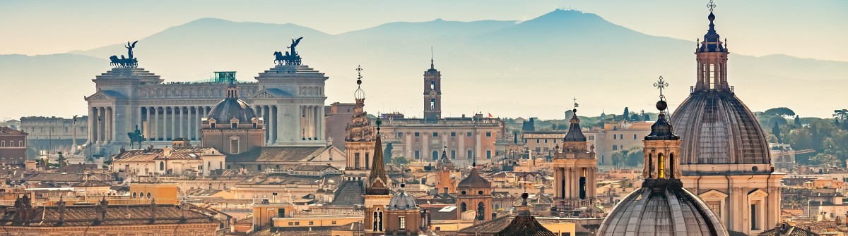 Rome aerial view_shutterstock_390573763