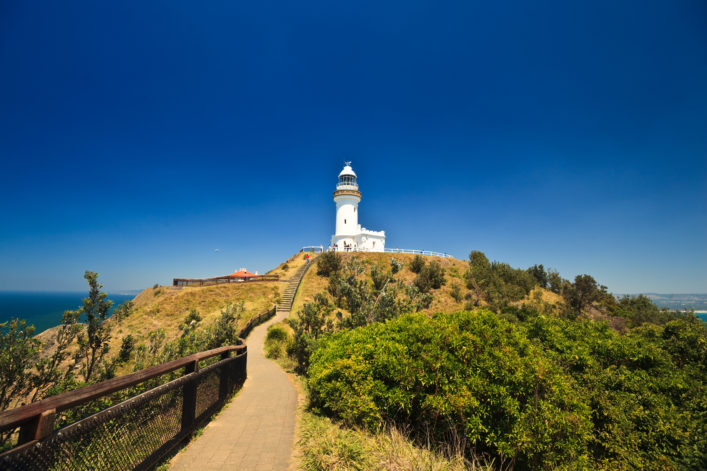Byron Bay lighthouse shutterstock_47242366