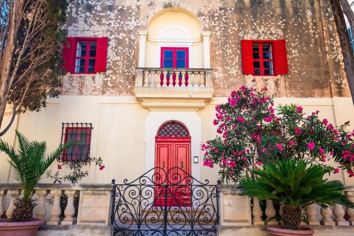 Mdina Malta shutterstock_506305792