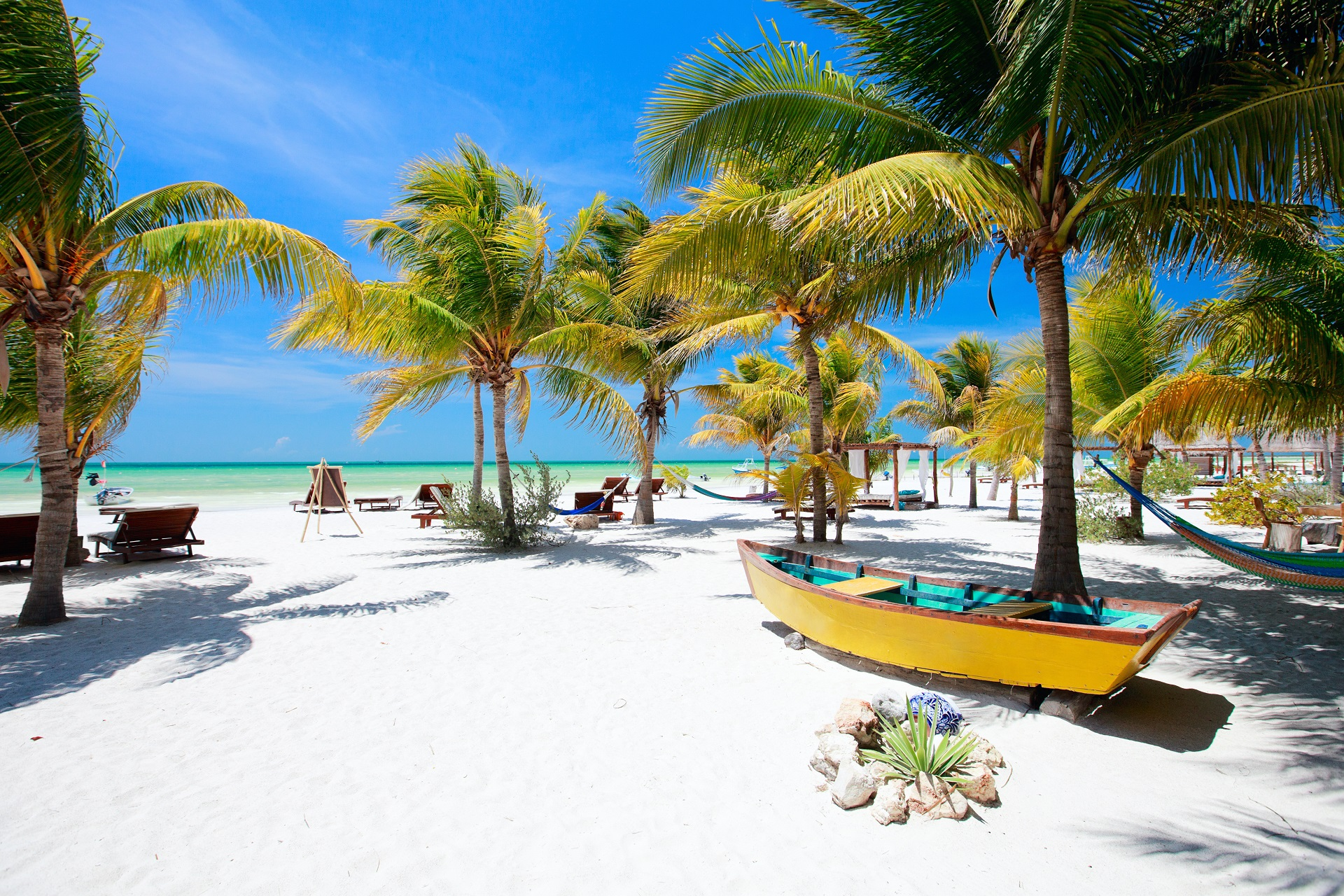 Isla Holbox in Mexiko