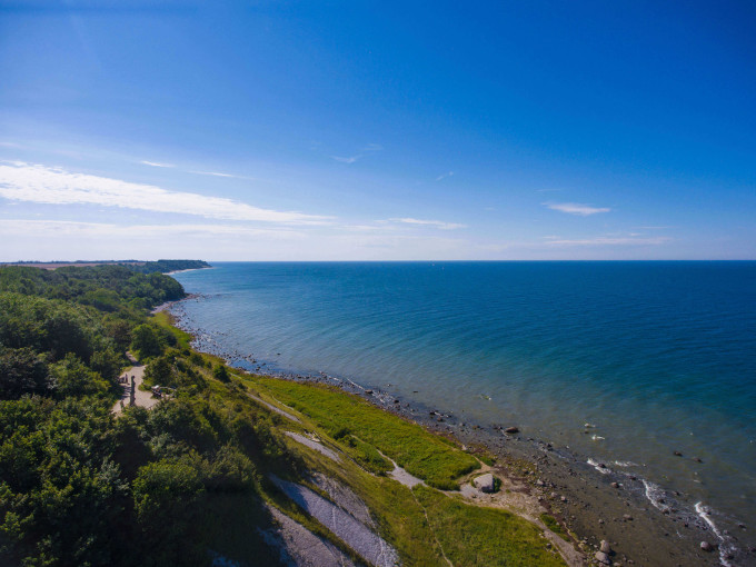Coastal Landscape at Kap Arkona on Ruegen Island baltic Sea_shutterstock_459541936-1
