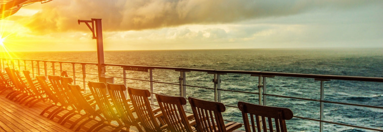 Cruise Ship Wooden Deck Chairs shutterstock_329206235-2