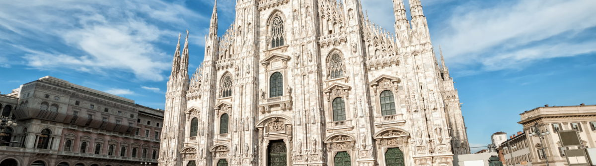 Milan Cathedral, Italy_shutterstock_147936479