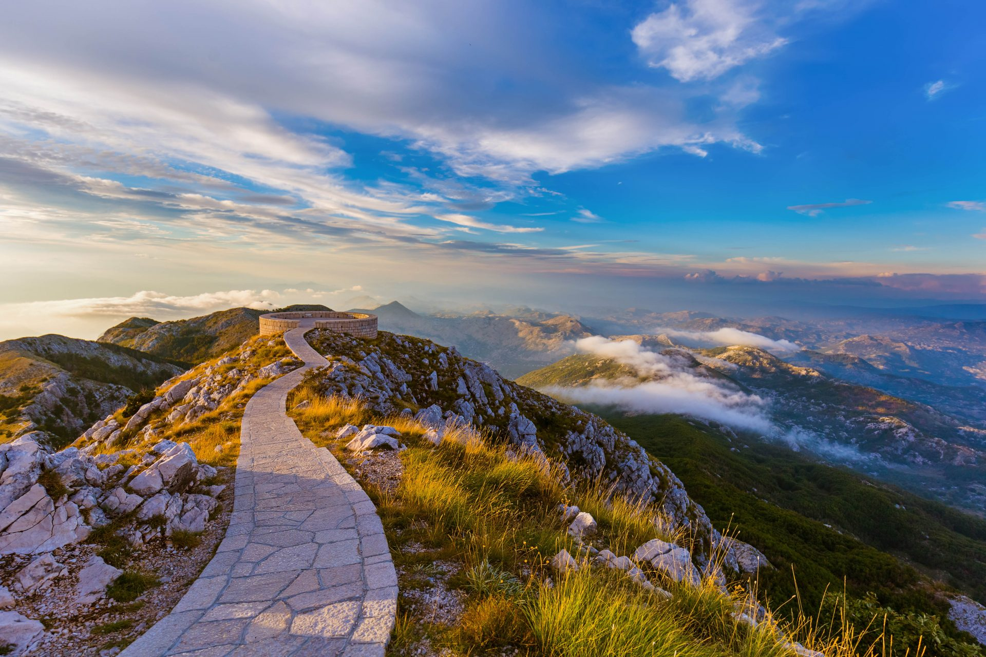 Lovcen Nationalpark