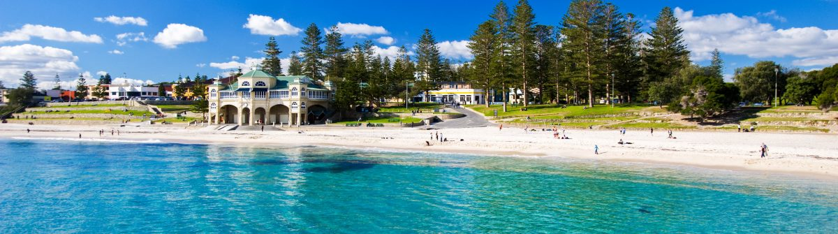 Indiana Tea House Cottesloe Beach