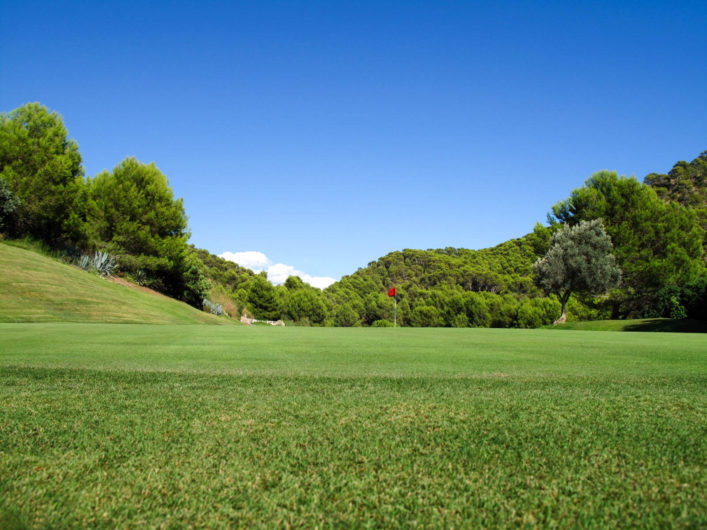 Golf Course in Majorca