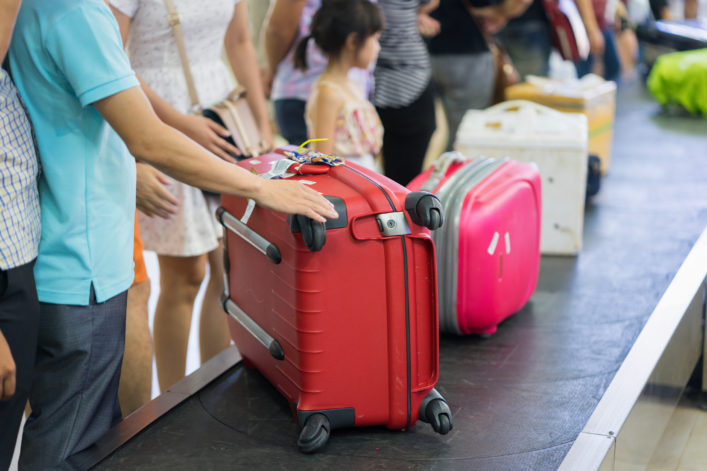 Gepäckbeschädigung & Gepäckverlust
