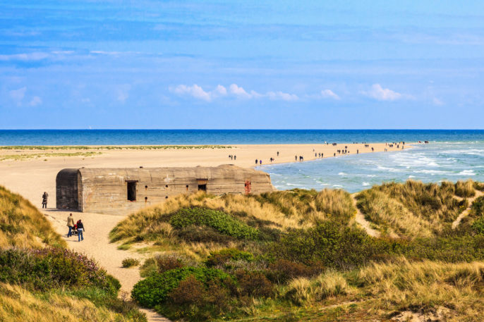 Skagen promontory on the northern point of Denmark shutterstock_447801919-2