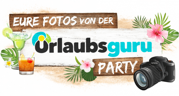 Urlaubsguru Party