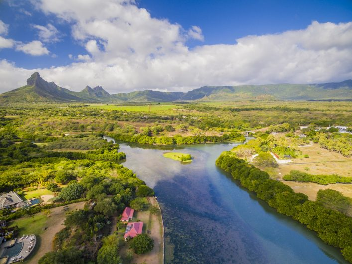Mauritius Black River Gorge National Park