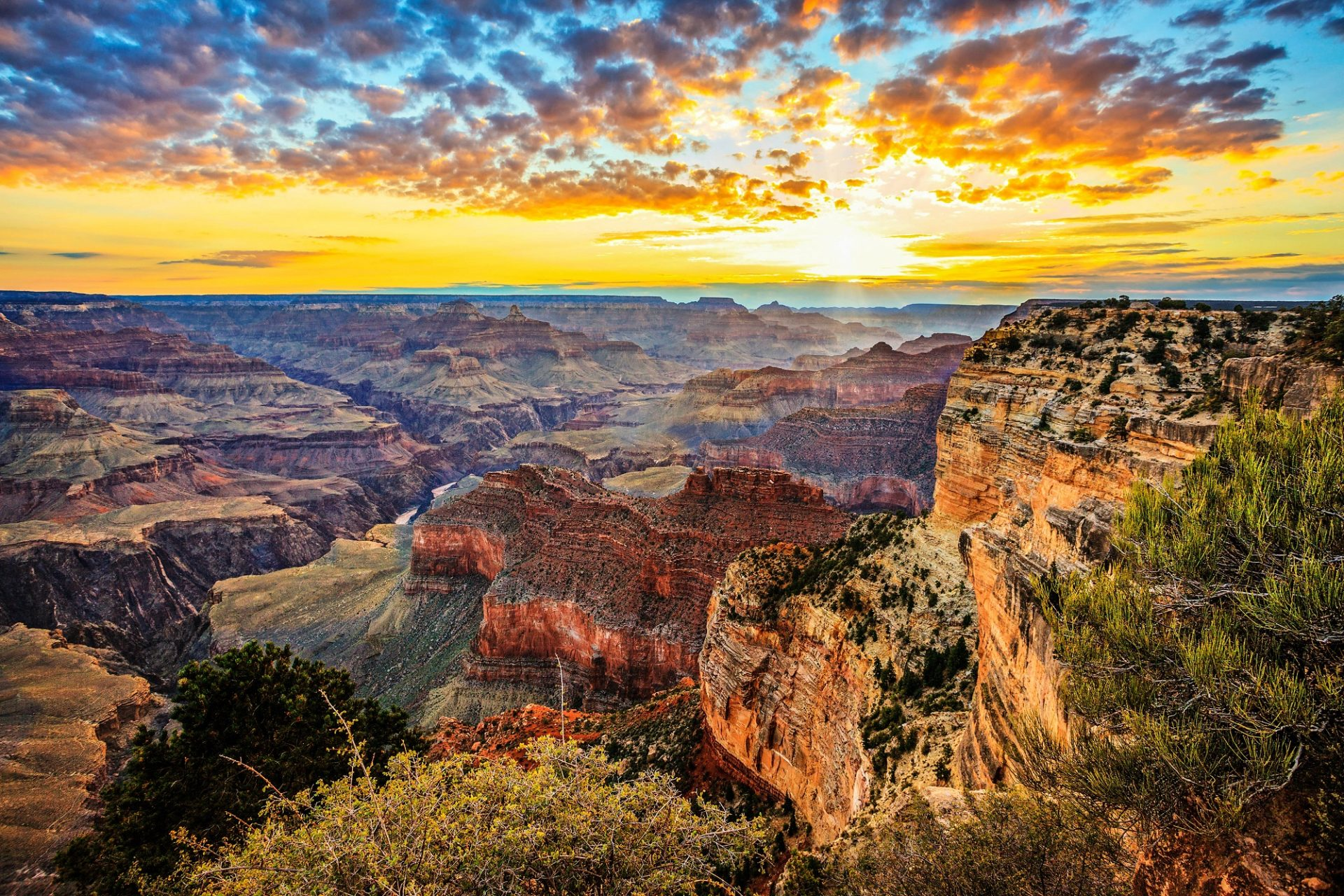 Kalifornien Roadtrip Grand Canyon Arizona