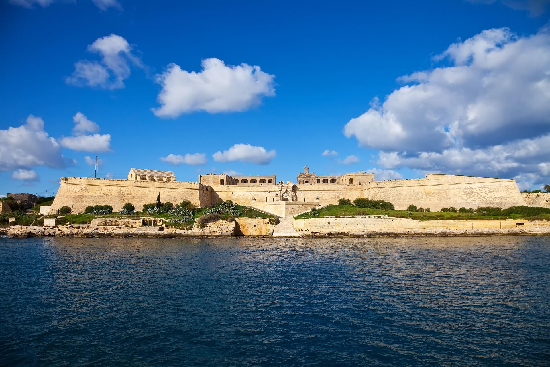 Fort Manoel - Game of Thrones Drehort auf Malta