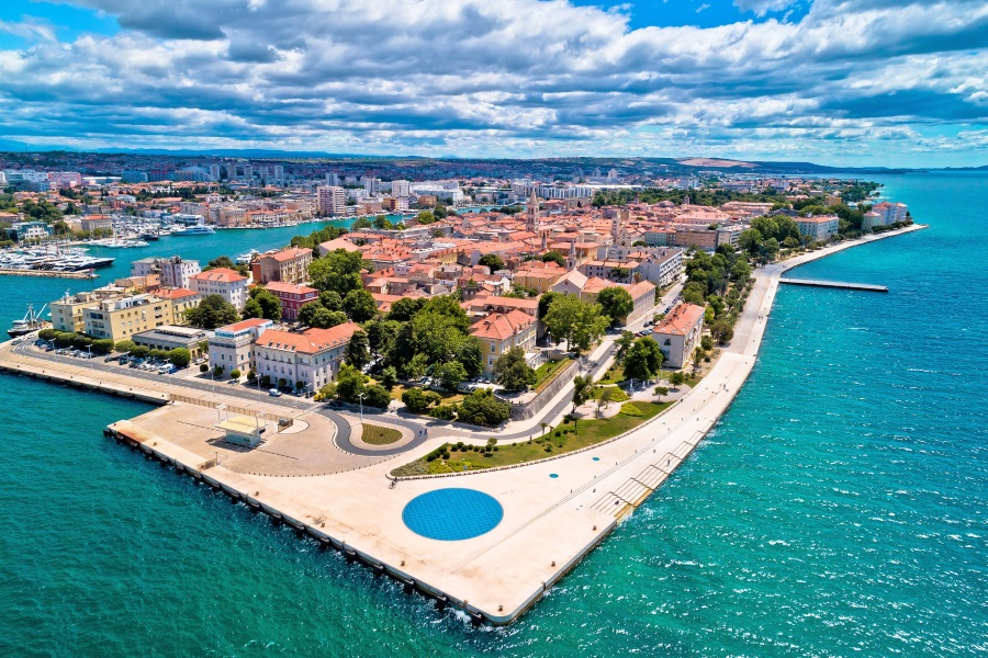 Zadar The Best Travel Guide To Zadar Discover The Best Of Zadar So You Can Plan Your Trip Right Fawaid Darmawan
