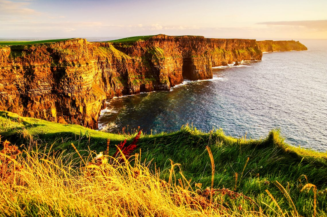Cliffs of Moher – Ireland iStock_000027418619_Large-2