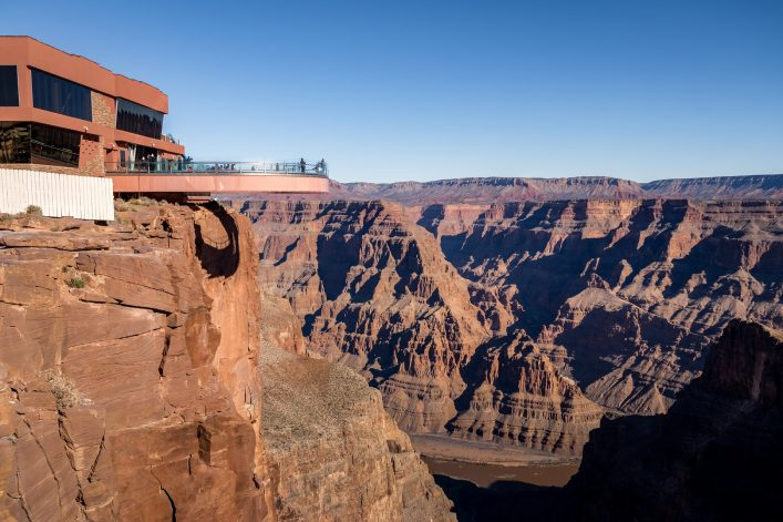 Gran Canyon - Skywalk