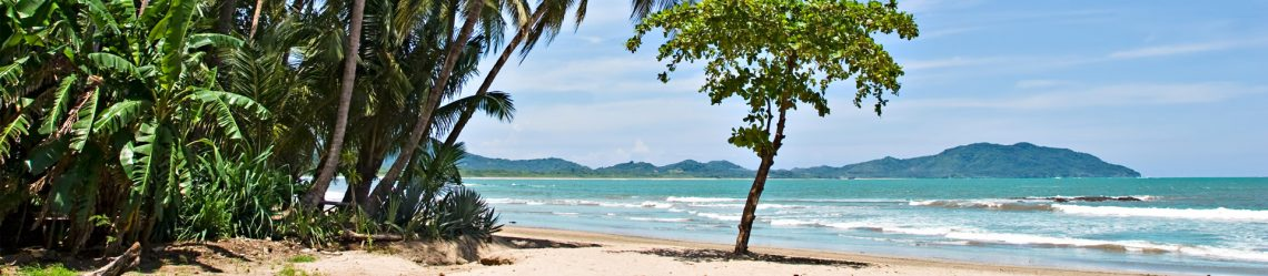 View over Tamarindo beach_Costa Rica Pacific Coast_shutterstock_8194006