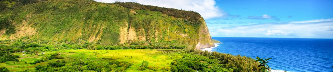 Waipio Valley view in Big island, Hawaii shutterstock_167004011-2