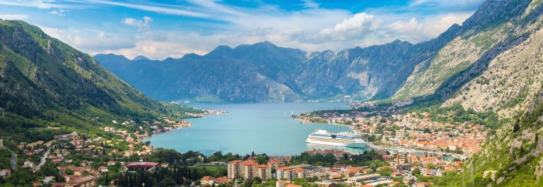 Kotor in a beautiful summer day, Montenegro shutterstock_526676119