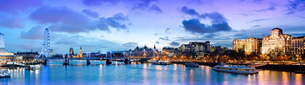 London River Thames Westminster Night iStock_000038115110_Large-2