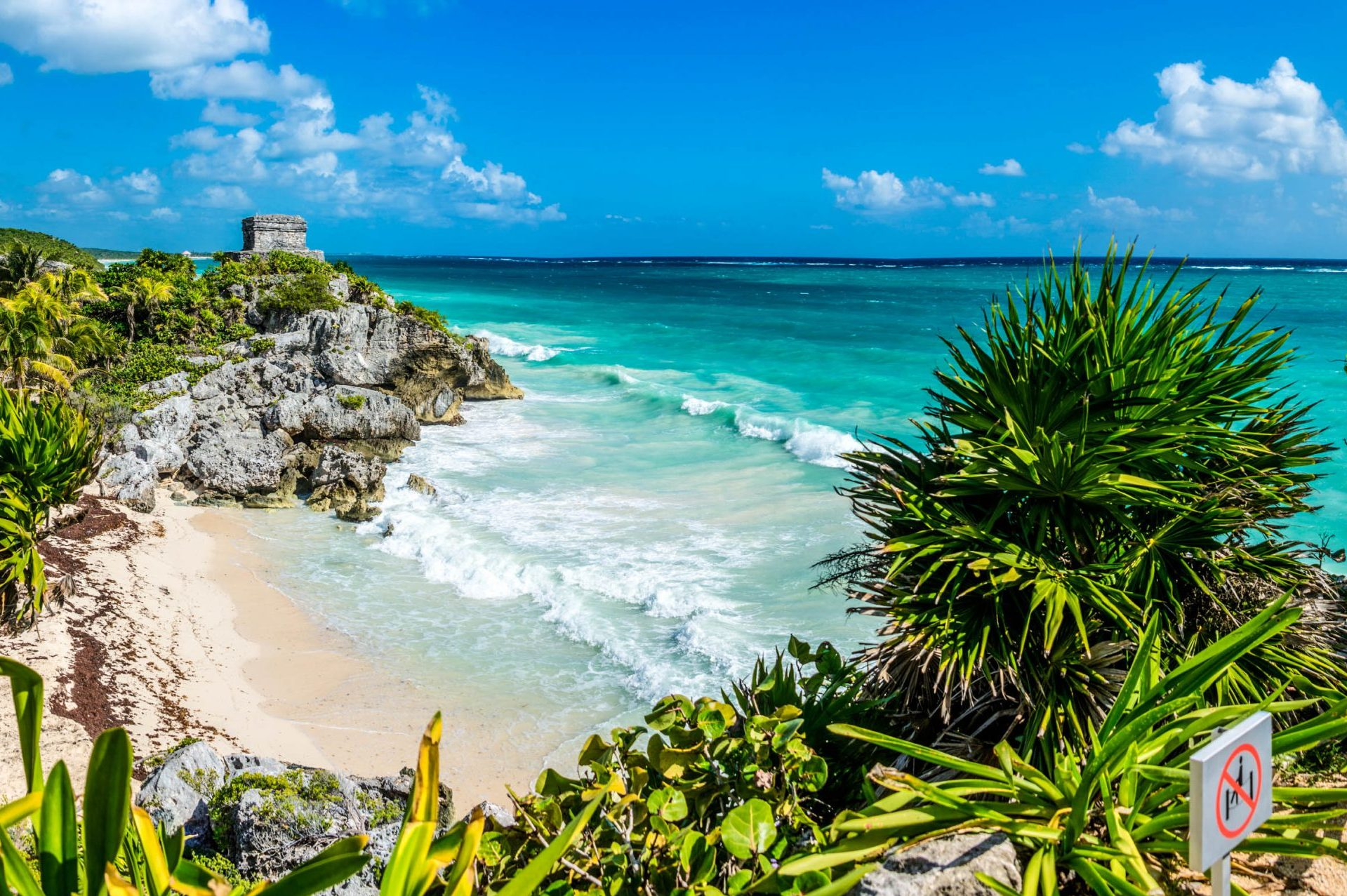 Tulum in Mexiko