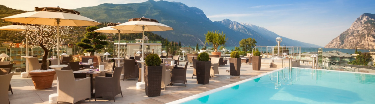 Luxushotel am Gardasee