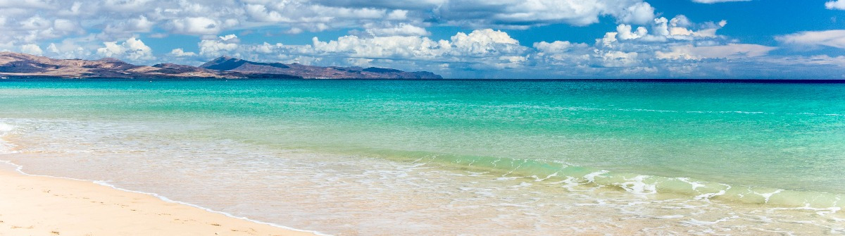 Beach, Fuerteventura, Canary Island, Spain