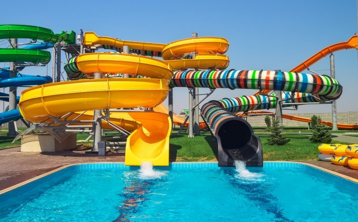 Aquapark Hotel in Hurghada.