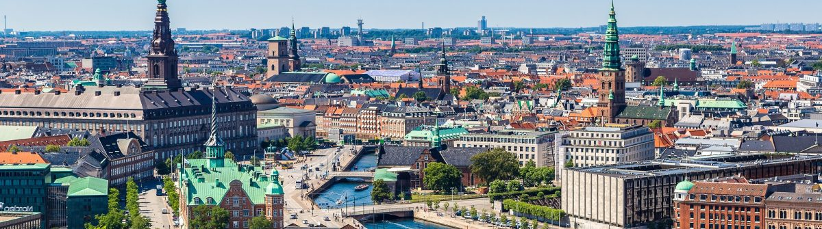 Copenhagen City, Denmark, Scandinavia. Beautiful summer day_shutterstock_242842918