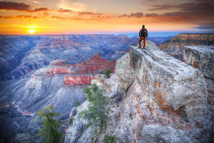 Grand Canyon Aussicht