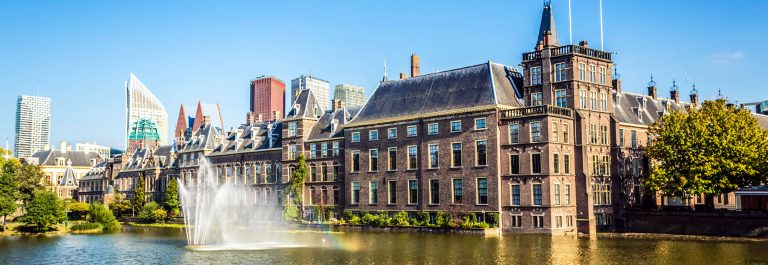 Parliament-buildings-in-The-Hague-Den-Haag-Netherlands-Niederlande-iStock_000077669983_Large-2